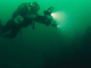 11 300x225 - Podwodne badania u wybrzeża Kołobrzegu
