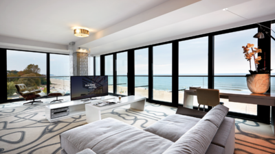 Tak wygląda najdroższy apartament w Kołobrzegu (zdjęcia)