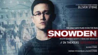 """Dziś """"Snowden"""" w RCK (+zwiastun)"""