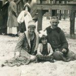 plaża morze Kołobrzeg 150x150 - A to ci historia! Zdjęcia zrobione blisko 100 lat temu wracają do Kołobrzegu