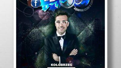 Sobota, Aquarius Club & Lounge, występ didżeja Adamusa, godz. 22, wstęp 40 zł