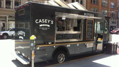 Nie ma chętnych na food trucki przy amfiteatrze?