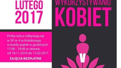 We wtorek zatańczą na znak solidarności w walce z przemocą wobec kobiet