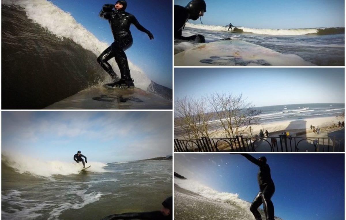 Kołobrzeg stolicą zachodniopomorskiego surfingu? Surferzy nie mają wątpliwości