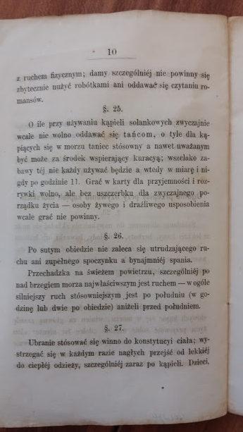 kąpiele kołobrzeg e1490625555469 - Uwaga, wiadomość z 1865 roku! Dr Buenau radzi jak korzystać z kąpieli w Bałtyku