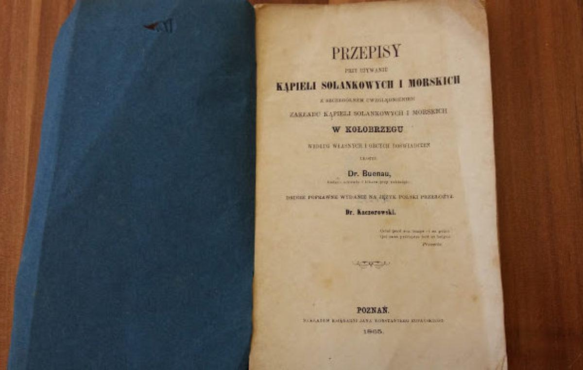Uwaga, wiadomość z 1865 roku! Dr Buenau radzi jak korzystać z kąpieli w Bałtyku