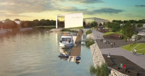 Zobacz plany budowy Centrum Nautilium w kołobrzeskim porcie