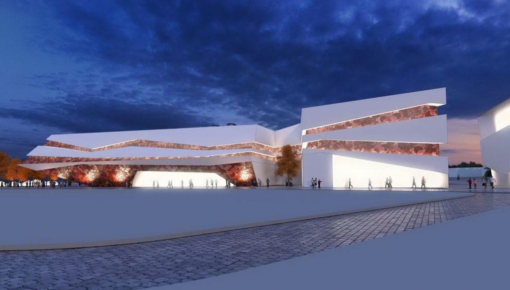 terminal Kołobrzeg 1024x582 - Projekt terminala pasażerskiego w porcie wygląda imponująco
