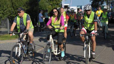 Forum Ekologiczne bez krawata – zabawy dla dzieci, Parada Rowerów i EkoBieg