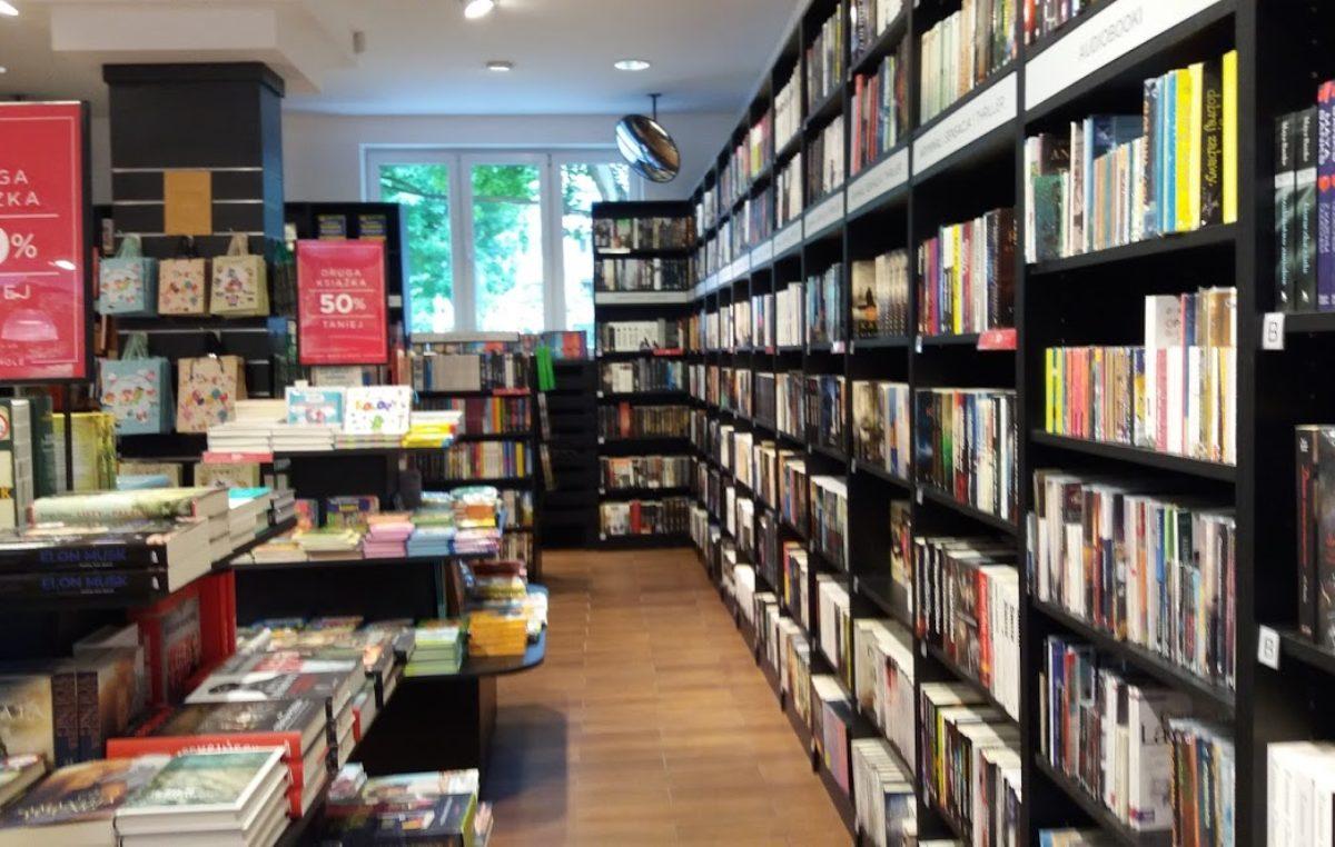 Księgarskie TOP 5, czyli najczęściej kupowane książki w październiku