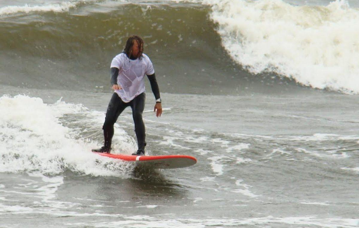 Będzie falować. Otwarte Mistrzostwa Pomorza Zachodniego w Surfingu w sobotę