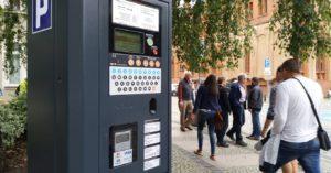 Pierwsze wezwania do zapłaty zaległych opłat parkingowych zostały wysłane do kierowców z Niemiec