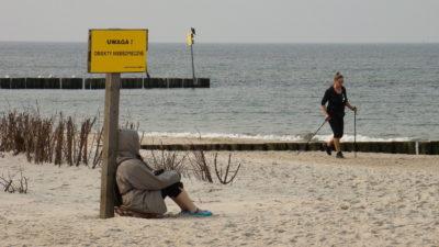 Plaża: Uwaga obiekty niebezpieczne! O co chodzi?
