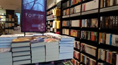 Księgarskie TOP 5, czyli najczęściej kupowane książki w listopadzie w Kołobrzegu