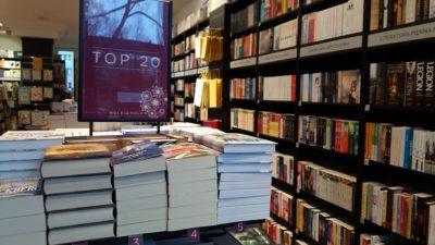 Księgarskie TOP 5, czyli najczęściej kupowane książki w styczniu 2020 roku w Kołobrzegu