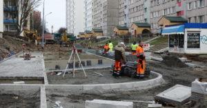Trwa przebudowa ul. Budowlanej. Dziś zaczynają obowiązywać zmiany w ruchu (+zdjęcia)
