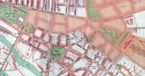 Niefortunna lokalizacja dworca PKP. Chciano ją zmienić już ponad 100 lat temu