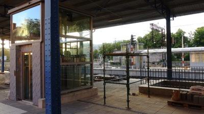 Remont dworca PKP: Estetyczne windy i gruntownie odmienione przejście podziemne