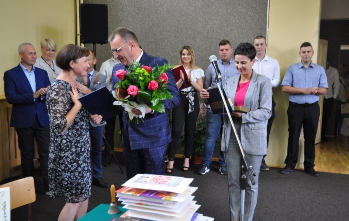 Nowa dyrektorka w Zespole Szkół przy ul. B. III Krzywoustego