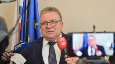 Janusz Gromek dostał się do sejmiku woj. zachodniopomorskiego
