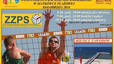 Młodzieżowe Mistrzostwa Województwa: Weekend z siatkówką plażową