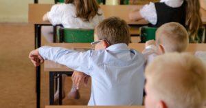 Harmonogram rekrutacji dla klas pierwszych szkół podstawowych na rok 2021/2022