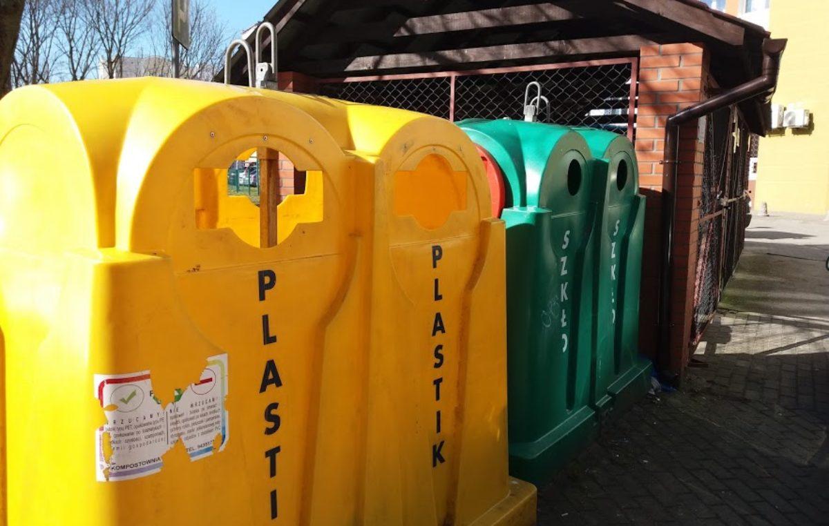 Pojawiają się nowe pojemniki na odpady. Ale uwaga, do 2 lipca śmieci wyrzucamy do starych