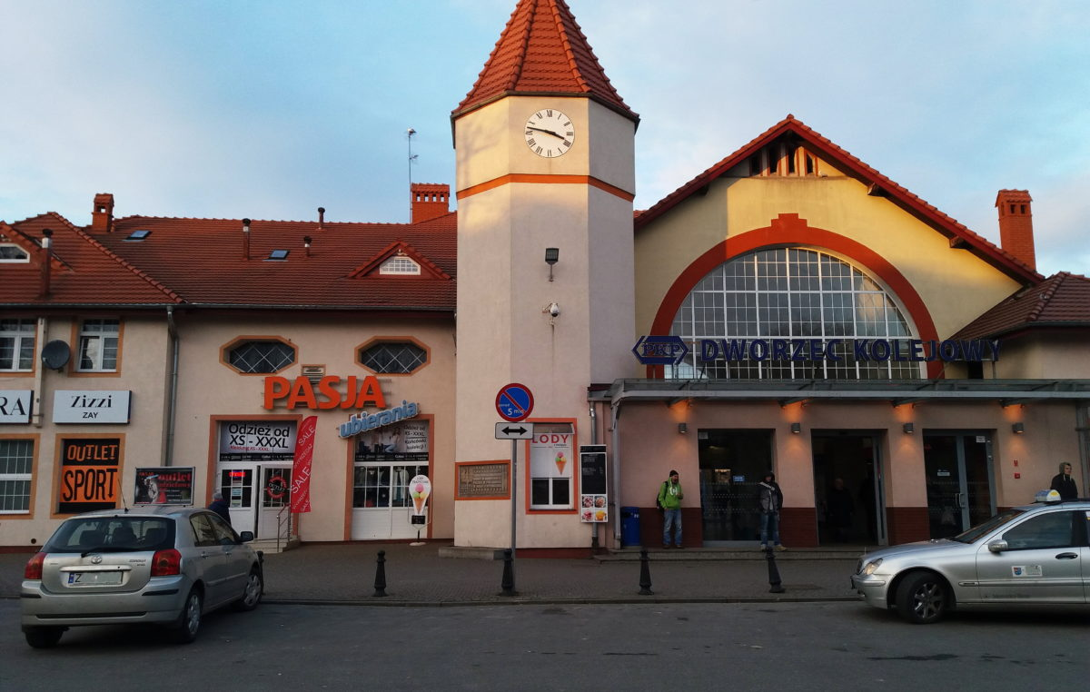 PKP planuje remont dworca.  Co się zmieni?