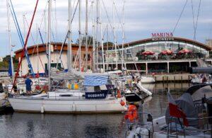 25 września, port jachtowy, Piknik Rodzinny (76-lecie harcerstwa), godz. 11, wstęp wolny