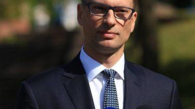 Maciej Bejnarowicz pogratulował Annie Mieczkowskiej zwycięstwa i deklaruje współpracę