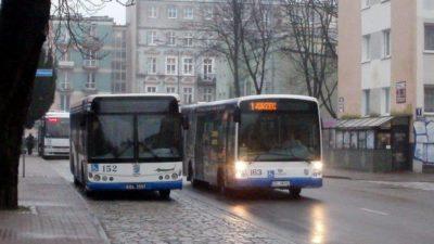 Jutro po mieście będzie kursował tylko jeden autobus Komunikacji Miejskiej