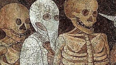 Spotkanie w Patri Colbergiensis: Śmierć powie ci jak żyliśmy. Archeologiczne oblicza śmierci.