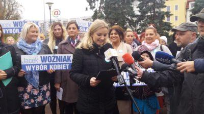 Jacek Woźniak siłą kobiet w Kołobrzegu? One są o tym przekonane