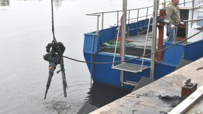 Kolejne zabytki wyciągnięte z dna Bałtyku