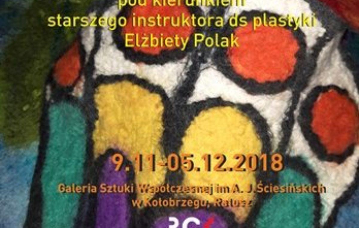 Piątek, Galeria Sztuki Współczesnej, wernisaż35-lecie PracowniTkaniny Artystycznej, godz. 18, wstęp wolny