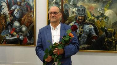 """""""Magiczny Lechistan"""" Dariusza Kalety (fotoreportaż z wernisażu wystawy)"""