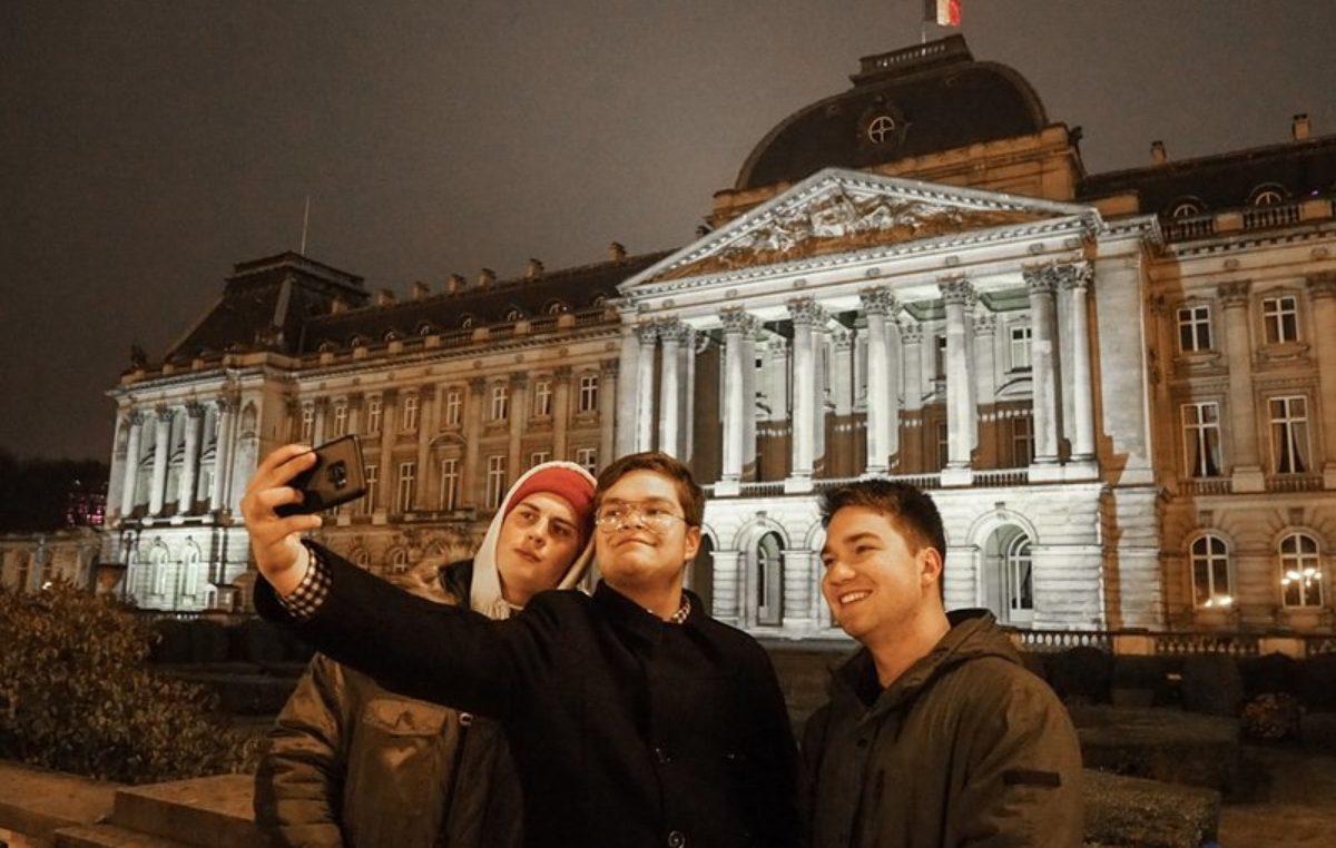 W nagrodę pojechali do Belgii, do Europarlamentu (zdjęcia)