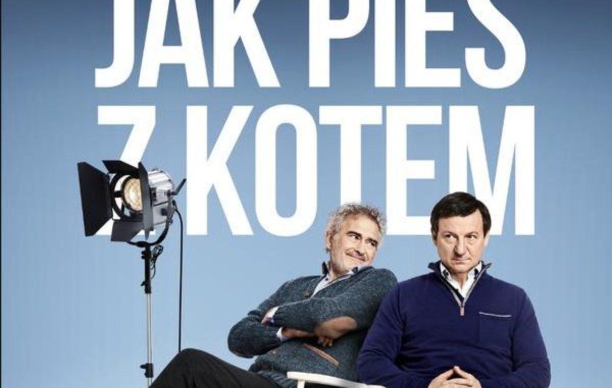 """Piątek, kino RCK, DKF """"Sztorm""""/ film """"Jak pies z kotem"""", godz. 19, bilety 10 zł"""