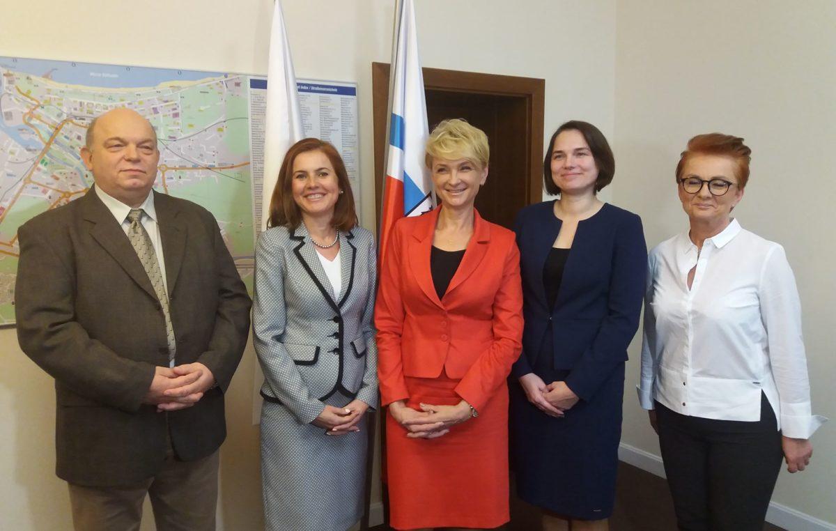 Anna Mieczkowska zaskoczyła wyborem wiceprezydentów. O tych nazwiskach się nie mówiło