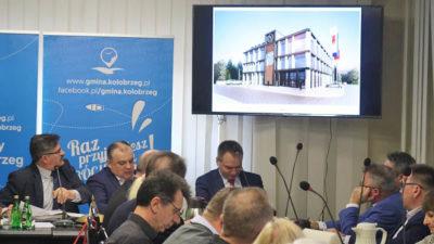 Nowy urząd gminy Kołobrzeg zostanie wybudowany w Budzistowie? Wójt przedstawił koncepcję