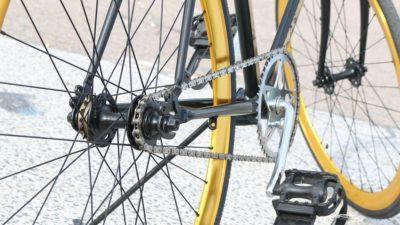 Rajd rowerowy #WszyscyKręcimyDlaKołobrzegu (plakat)