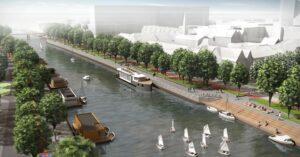 Prezydent podpisała umowę na wykonania koncepcji zagospodarowania brzegów Parsęty. Tak mogą wyglądać?
