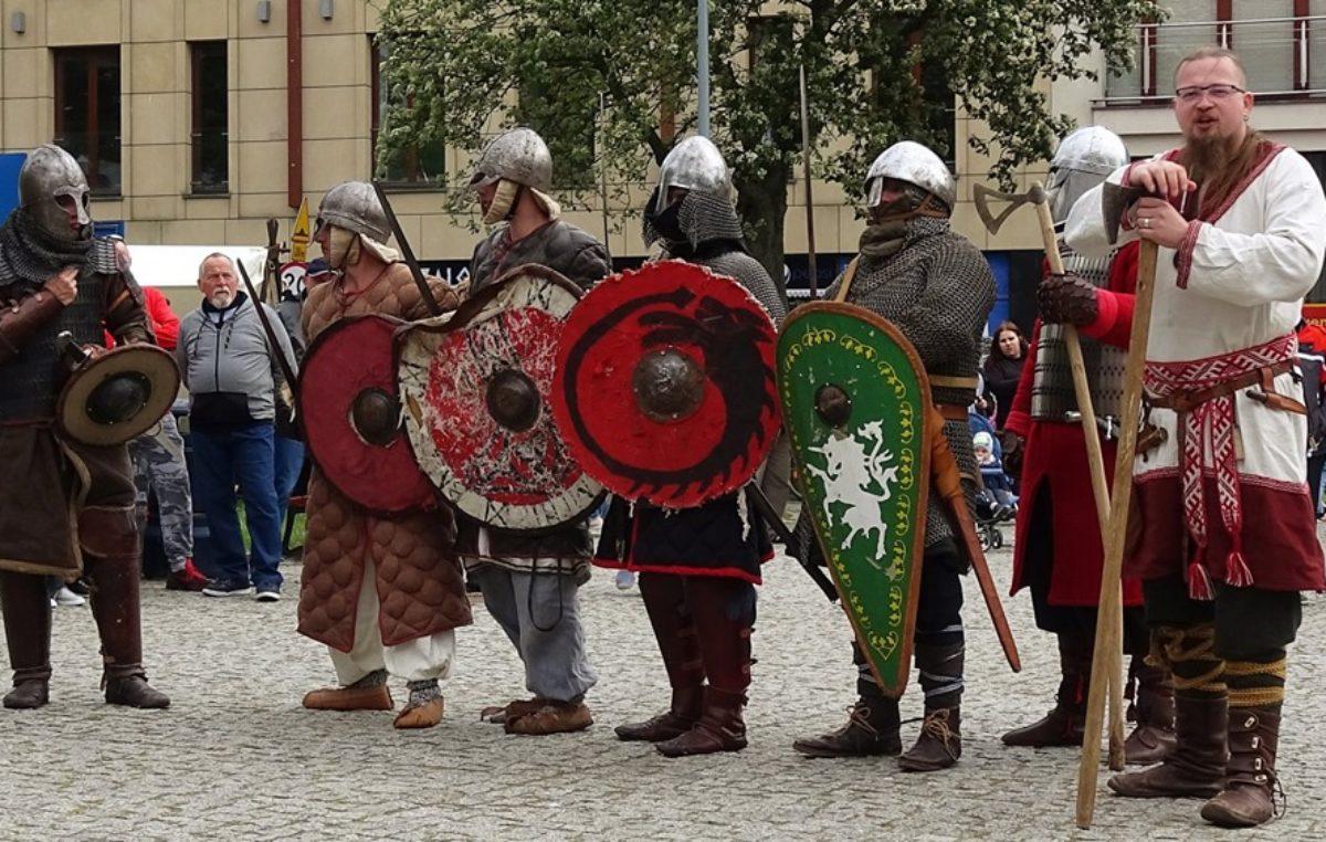 Sobota/niedziela, Budzistowo, I Festiwal Wczesnośredniowieczny, wstęp wolny