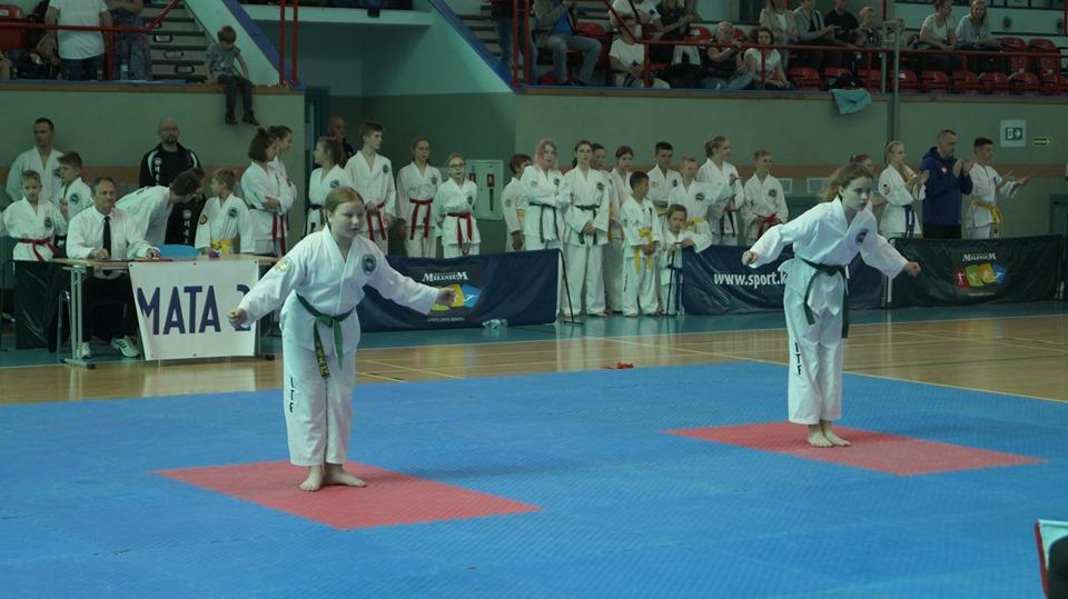 szkola2 - Kołobrzeska szkoła Taekwon-Do rozbiła bank z medalami. Aż 16 krążków na jednych Mistrzostwach!