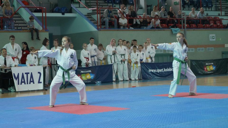 szkola3 - Kołobrzeska szkoła Taekwon-Do rozbiła bank z medalami. Aż 16 krążków na jednych Mistrzostwach!