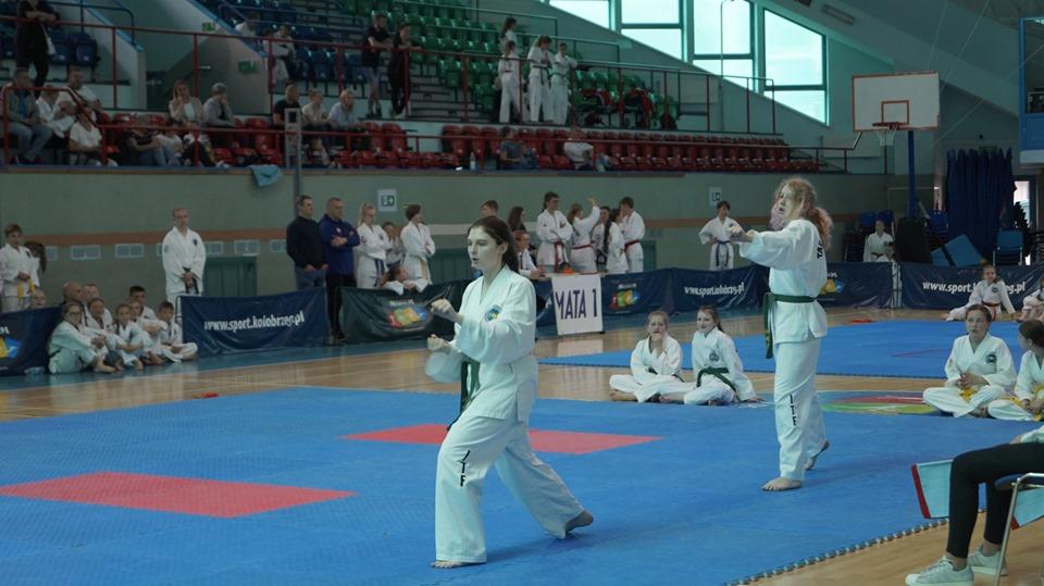szkola4 - Kołobrzeska szkoła Taekwon-Do rozbiła bank z medalami. Aż 16 krążków na jednych Mistrzostwach!