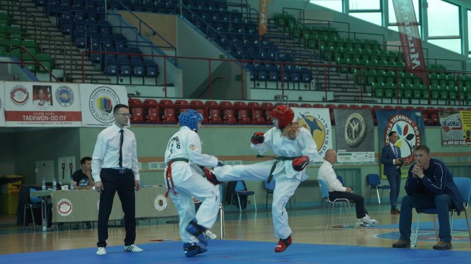 szkola6 - Kołobrzeska szkoła Taekwon-Do rozbiła bank z medalami. Aż 16 krążków na jednych Mistrzostwach!