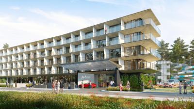 Zdrojowa umacnia współpracę z Radisson Hotels. To będzie jedyny taki hotel w Kołobrzegu