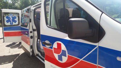 Nowy ambulans do transportu sanitarnego dla kołobrzeskiej lecznicy