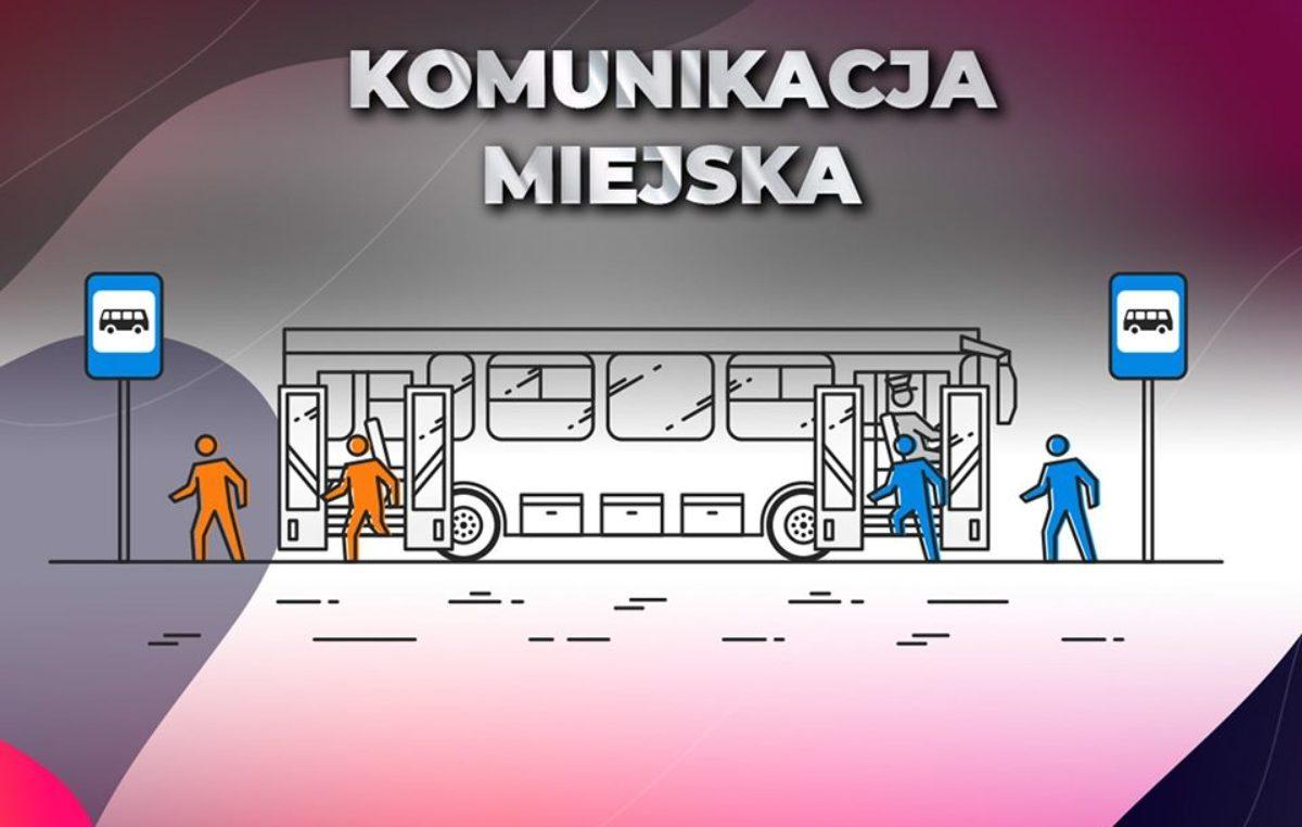 """Cztery autobusy oznaczone """"Sunrise Festival"""" będą kursować między Kołobrzegiem a Podczelem"""